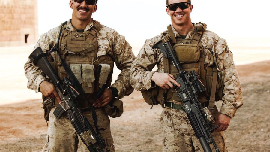 Meet 8 Veterans of the United States Armed Services Who Are Now Personal Trainers