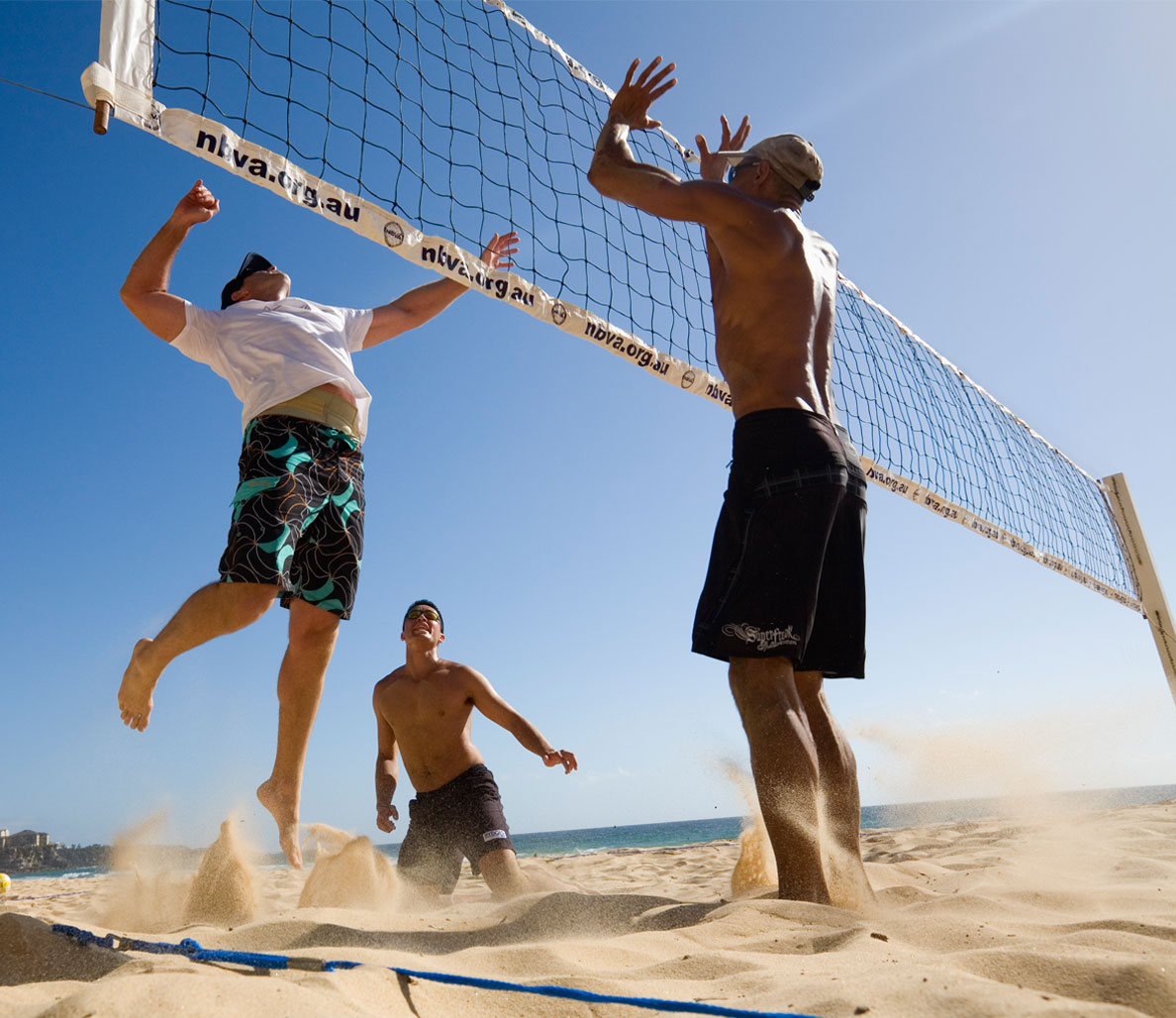 Spring Sports Guide: The Volleyball Performance Workout