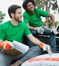 Volunteering Could Give Mental Health Boost