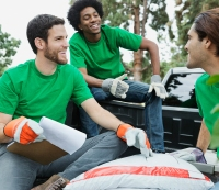 The Health Benefits of Volunteering
