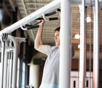 The pullup plan for beginners