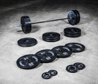Rogue Fitness Weight Set
