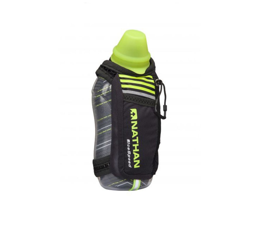 Nathan Sports IceSpeed Insulated Handheld Water Bottle