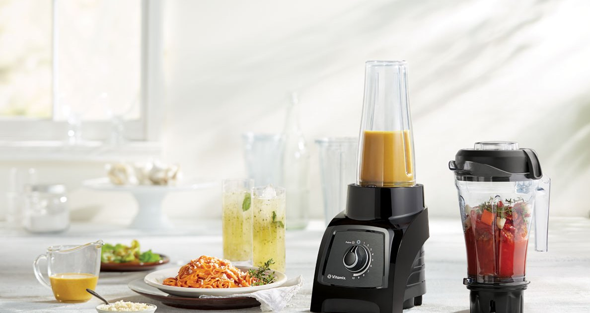 3 healthy recipes for the vitamix s30 blender forumfinder Choice Image