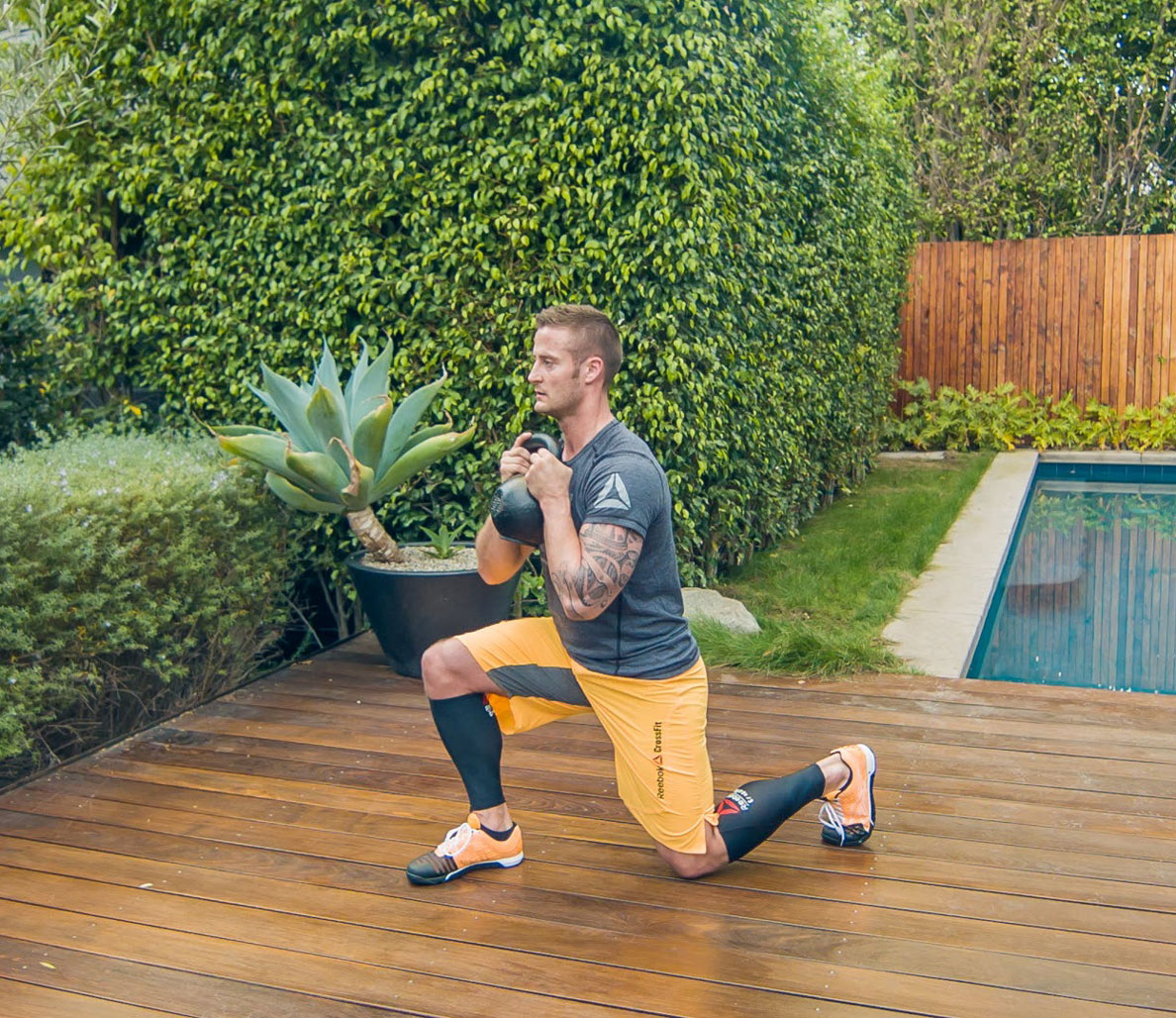 Weekend One-Up: Squat Jumps, Situps, and Swings
