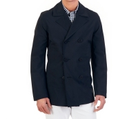 On the Weekend—The Peacoat