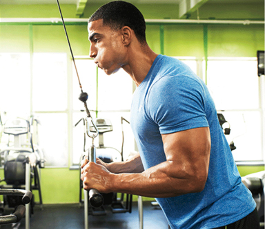 mens workout routine