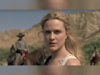 Evan Rachel Wood in HBO's 'Westworld'