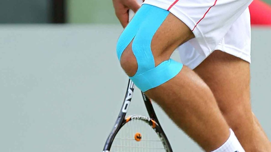 Trainer Q&A: Can Kinesiology Tape Help Heal Workout Injuries?