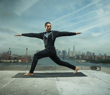 A First-Time Yoga Experience