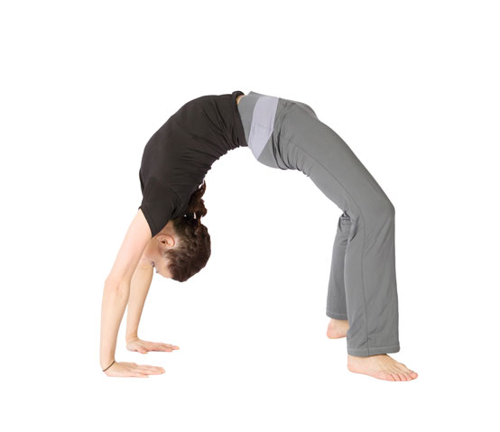 The Five Toughest Yoga Positions For Guys