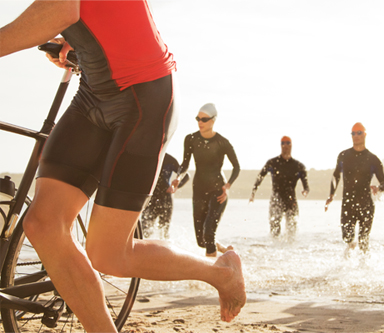 Triathletes Are Tougher Than You