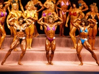 Watch: The Rock, Dany Garcia Celebrate the bodybuilding 'wonder women' of The Olympia