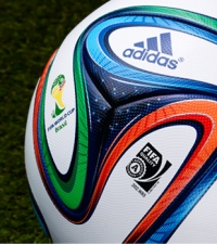 The 2014 World Cup Has Balls