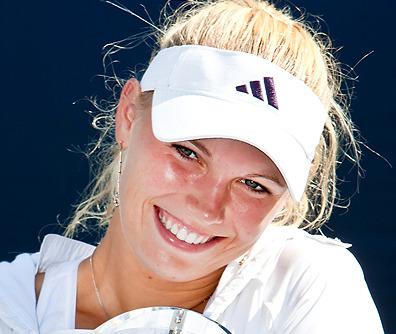 Caroline Wozniacki's Commitment to Fitness