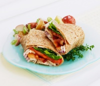 On the Water: Wraps