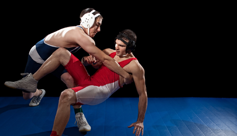 Your Workouts Reviewed: Wrestler Workout - Men's Journal