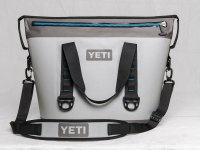 Hopper Two 30 soft cooler by YETI