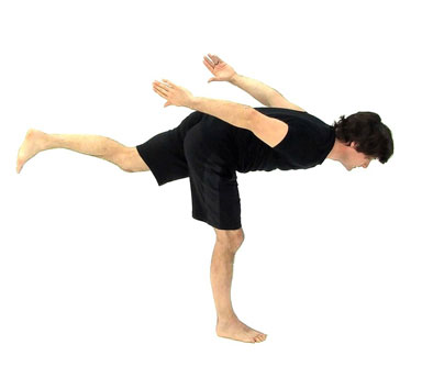 the best yoga poses to improve balance level 2  men's
