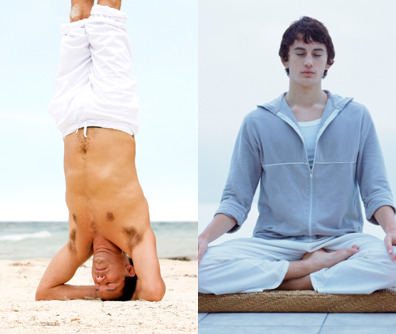 5 Toughest Yoga Positions for Guys