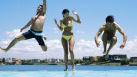 That Public Pool Is Really Effing Nasty—and Disinfectants Could Actually Make It Worse