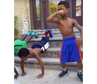 Watch: This Kid Is the Next Star Personal Trainer