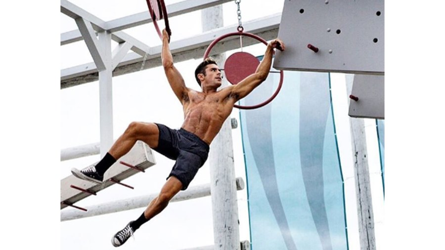 10 Times Zac Efron Proved How Insanely Shredded He Is on Instagram