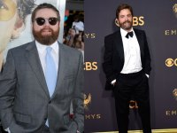zach galifianakis weight loss
