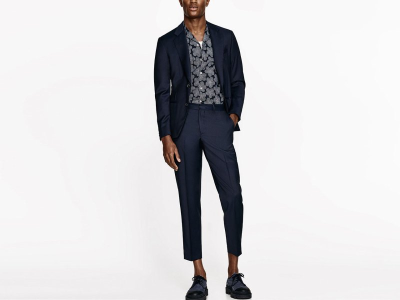 13 essential blue suits for summer 2017