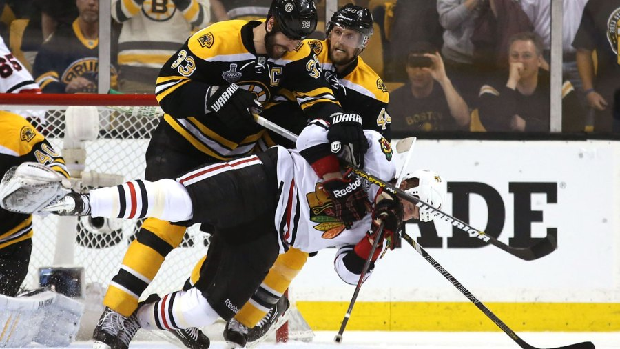 Top 20 Toughest, Gnarliest Hockey Players of All Time