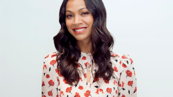 The 15 most beautiful photos of Zoe Saldana