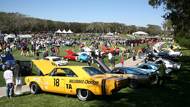 A SouthernStyle Classic Car Show Mens Journal - Amelia island classic car show