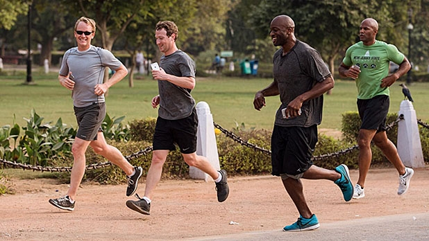 Mark Zuckerberg challenged everyone to follow him in running 365 miles this year. Cake. Here are some tougher challenges to keep you in shape all year long.