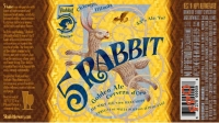 The 5 Rabbit craft brewery pulled its Golden Ale from the bar at the Trump Hotel Chicago.