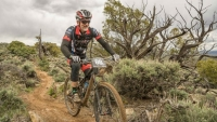 Scott Ellis, pictured here riding the Original Growler last May, died this past week racing the Leadville Trail 100.