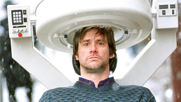 Jim Carrey in 'The Eternal Sunshine of the Spotless Mind.'