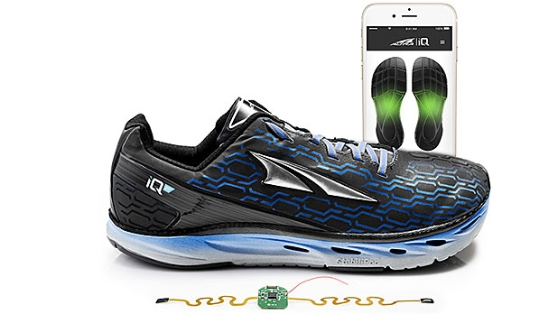 Smart running shoes aren't new, but the Altra IQ can help make you a faster, injury-free runner.