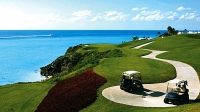 The 16th hole at Port Royal Golf Course.