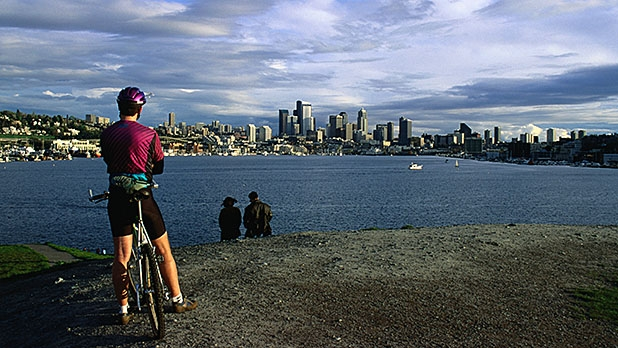 Washington was named the top bike state for 2015.