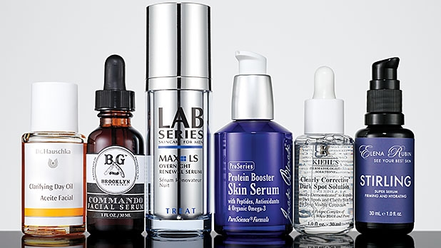 Top brands mens facial products