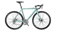 The 2015 Bianchi Zurigo Tiagra cyclocross bike.