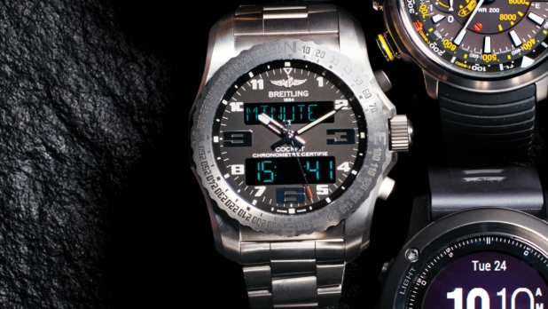 the most rugged outdoor watches - men's journal