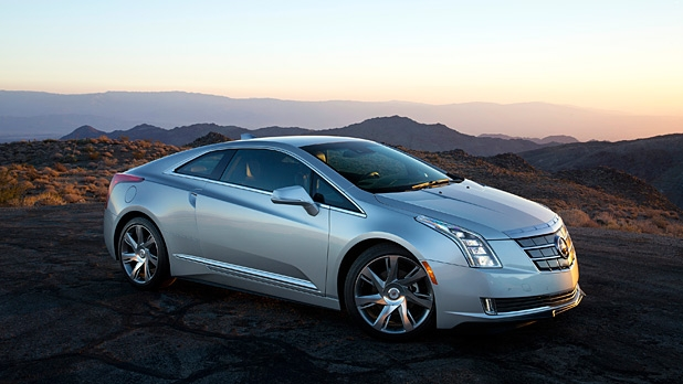 Cadillac S Elr Electric Coupe Test Drive Men S Journal