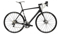 The Cannondale Synapse is available in carbon fiber and aluminum models.