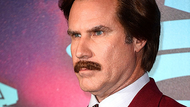 How to grow and maintain a mustache mens journal will ferrell as anchormans ron burgundy urmus Images