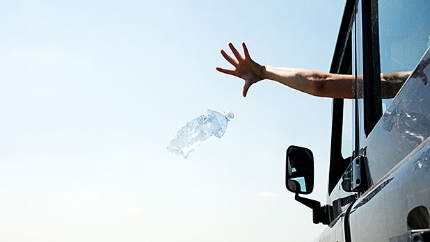 Driving while dehydrated can be as dangerous as driving after drinking alcohol.