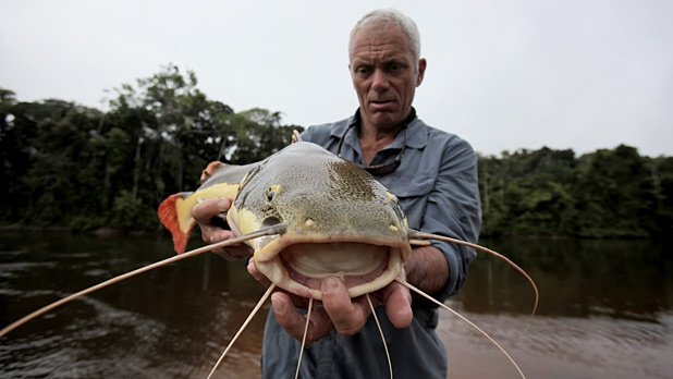 Fishing for river monsters with jeremy wade men 39 s journal for Wade fishing gear