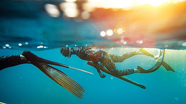 Freshwater Spearfishing: Fishing's Controversial New