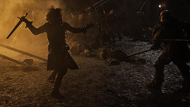 Follow the workout used by one of 'Game of Thrones' top stuntmen.