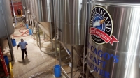 Goose Island's former brewmaster Greg Hall returned to make a special batch of beer.